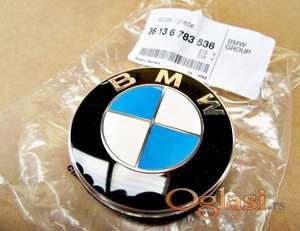 BMW original čepovi alu felni 68mm komplet