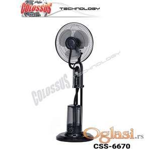 Ventilator sa rasprašivačem-Colossus