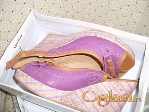 Sandale sa punjenom petom