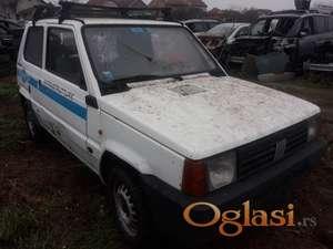 Fiat Panda 1,2 benzin 2001 razni delovi