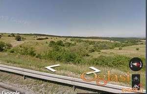 Poljoprivredno zemljište 1,66 ha, pored Ibarske ma ID#1076