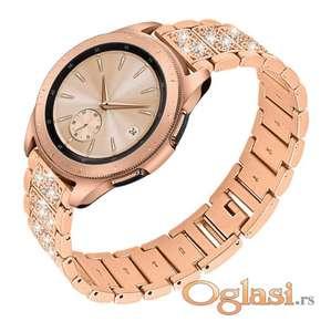 Rose gold narukvica samsung galaxy watch, huawei watch