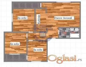Mini naselje u mirnom delu grada, pružiće vam odličan kvalitet života u izuzetno funkcionalnom i kvalitetnom stanu