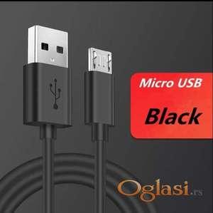 3 Metara Micro USB Kabel 2A za brzo punjenje