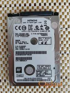 SATA II , 500 Gb, Hitachi Travelstar Z5K500 100/100