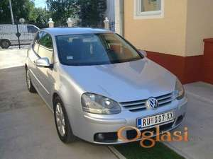 Ruma Volkswagen - VW Golf 5 2004