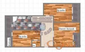 Predstavljamo Vam fenomenalan salonac na Keju, jednoj od najtraženijih lokacija u Novom Sadu!
