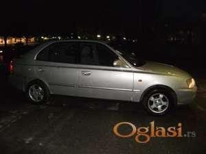 Bor Hyundai Accent gls 2000