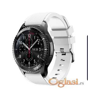 Bela narukvica Galaxy Watch 46mm Huawei GT2 22mm