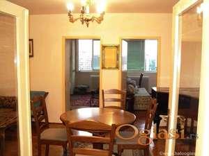 400E Trosoban stan, 21. blok, 6 kaplara, kod Hajata-three bedroom apartment near Hyatt Regency