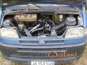 Ćuprija Citroen Jumper 1998 Havarisan motor