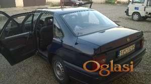 Šabac Opel Vectra 1994 ben+plin atest 2020