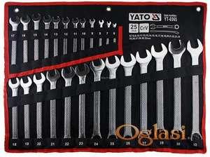 Yato garnitura viljuškasto-okastih kljuceva YT-0365