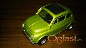 Raritetni metalni modeli automobila iz 70-tih godina