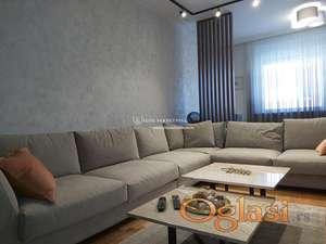 Izdavanje stanova Beograd-Četvorosoban lux stan,nov, garaža, prvo izdavanje