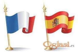 ČASOVI FRANCUSKOG I ŠPANSKOG JEZIKA
