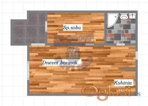 Fantastičan dvosoban stan u izgradnji ! TOP lokacija ! * 021/6322-111 *