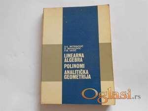 Časovi Linearna Algebra i Analtička Geometrija studentima RAF