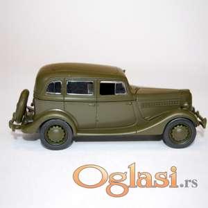 Metalni auto - Ruski modeli - GAZ-11-73