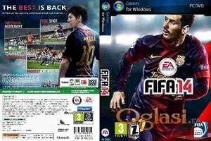 PC igrica FIFA 14