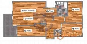 Odlican cetvorosoban, novogradnja, Socijalno