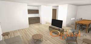Četvorosoban stan - na prodaju - 104m2 - Kalvarija