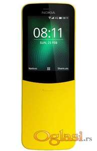 nokia 8110 4g Wifi Dual sim kartica