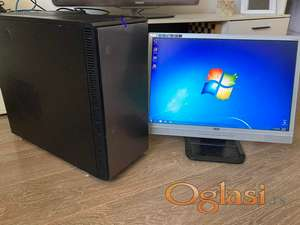 Fractal Define R6 TOP masina i5 Quad Core SSD