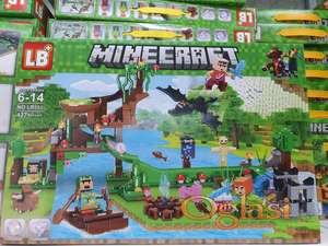 Minecraft lego kocke 427 delova