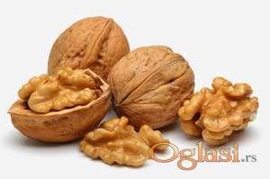 Orah - extra kvalitet, polutke i ceo plod