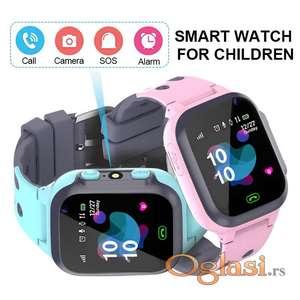 Pametni SIM sat za decu sa praćenjem lokacije