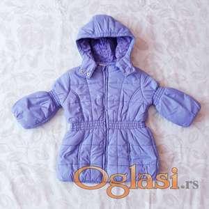 Prodajem zimsku jaknu Prenatal vel 83-89
