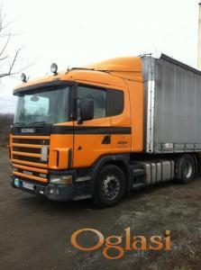 Kamion Scania 124 LA 4x2 1997