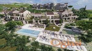 Novi stanova na Lustice Bay