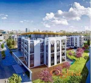 Prostran, lux stan - Beograd na vodi ID#102347