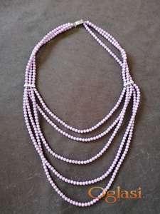 Ogrlice od veštačkih bisera