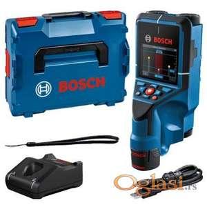 Bosch Detektor Univerzalni D-Tect 200 C 12V 4xAA USB-C 200mm