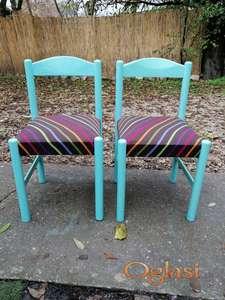 Redizajnirane stolice
