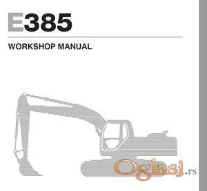 New Holland E385 i E385B - Radionički priručnik