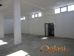 Poslovno magacinsko izložbeni prostor