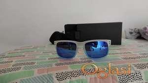Oakley Holbrook Blue Prizm Polarized model OO9102-24