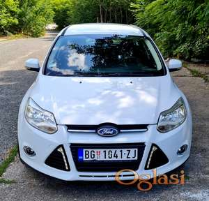 Ford Focus 2.0 TDCI 2012. godište, Automatik
