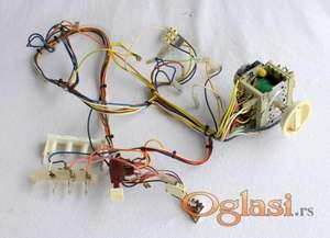 Programator i elektroinstalacija sudomašine MORRIS PLS 602