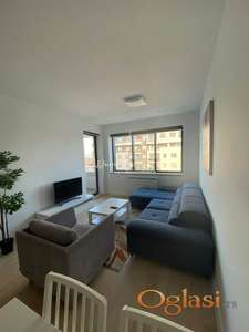 Izdavanje stanova Novi Beograd-A BLOK-Lux stan sa garažom