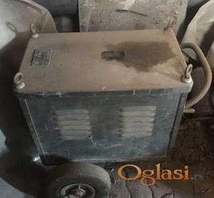 Fabrički električni aparat za varenje
