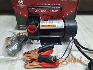 Pumpa za pretakanje goriva 12V