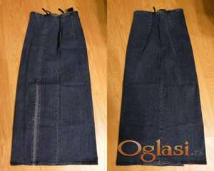 Prodajem teksas suknje (LEVIS 501)