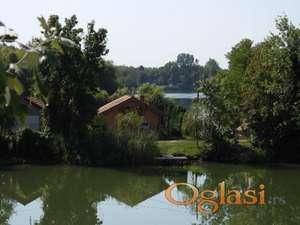 Vikendica za izdavanje jezero Korlatoš-Bezdan