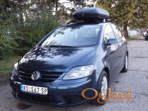 Ćuprija Volkswagen - VW Golf 5 plus 1.9 TDI