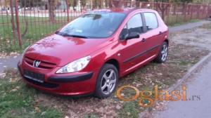 Novi Sad Peugeot 307 2004 66 kw Bosh